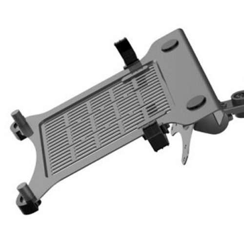 Monitor Arm Laptop Tray