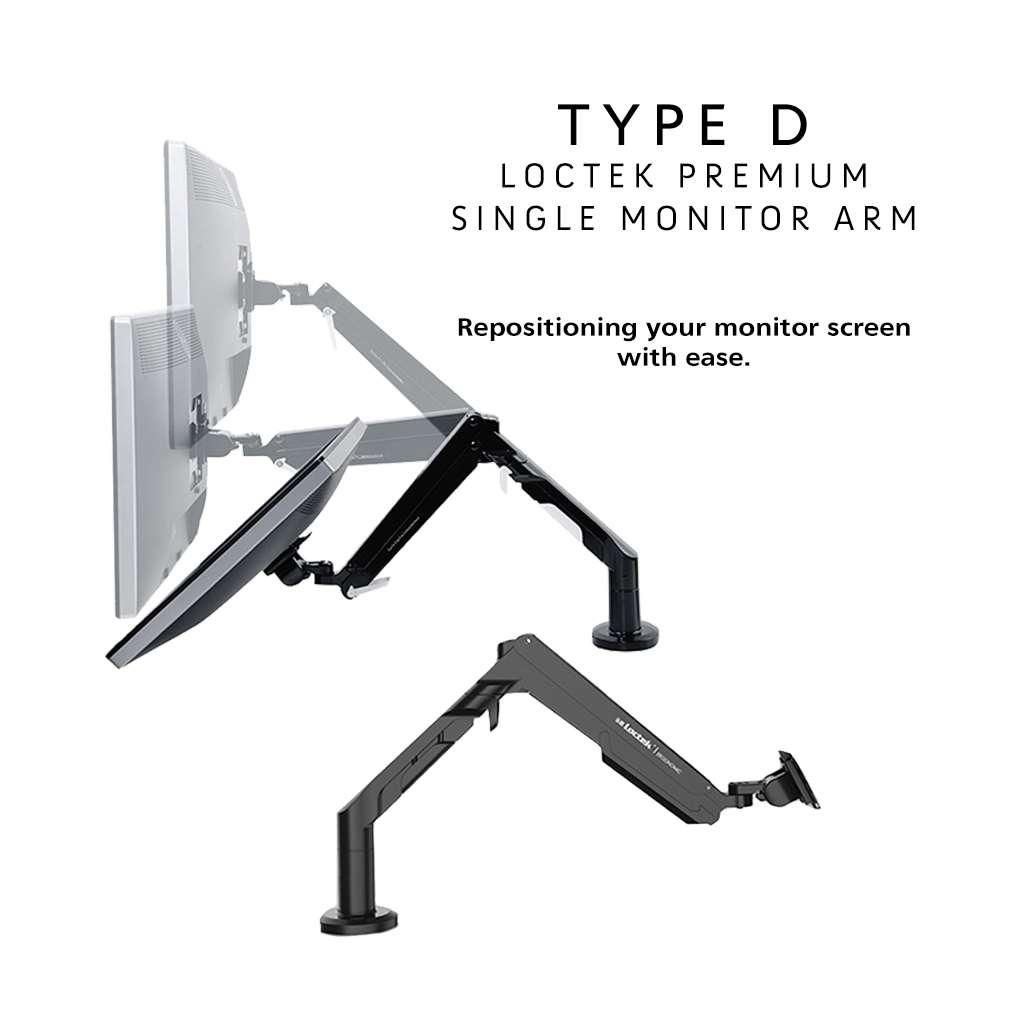 desktop monitor arm