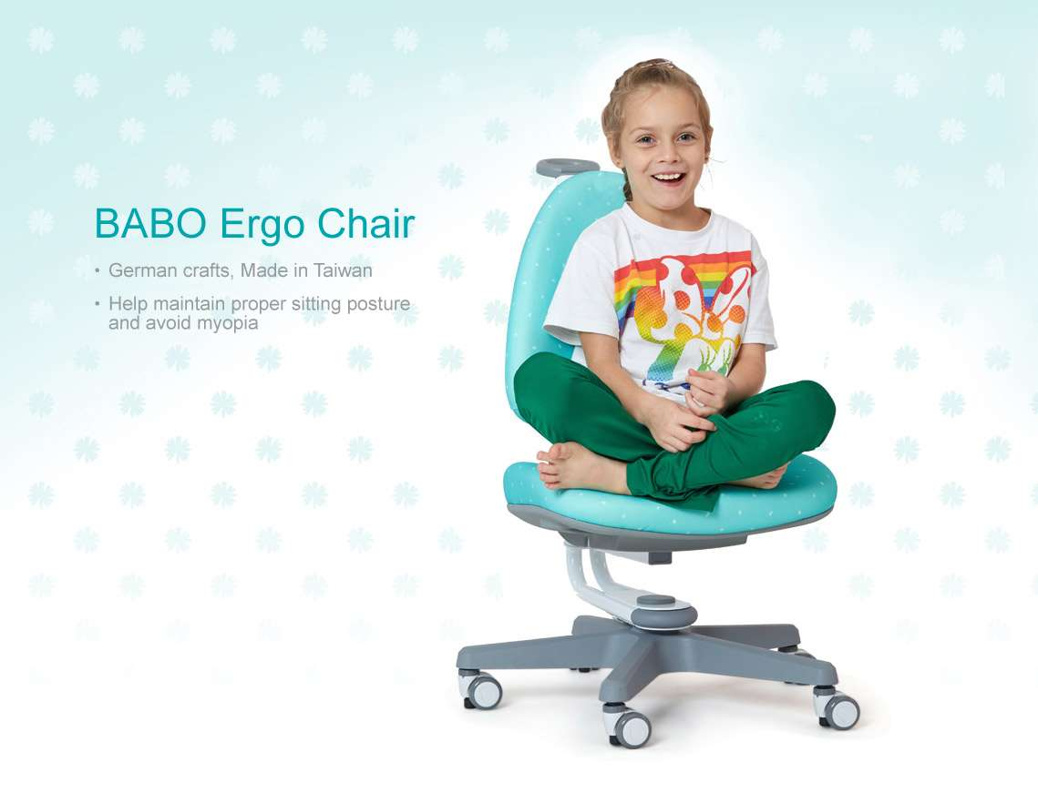 BABO Kid2Youth Kids Study Chair Singapore