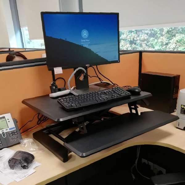 Corporates turning to ergonomic