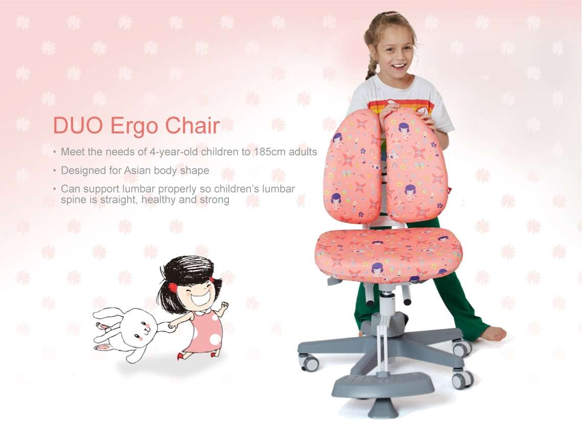 DUO Kid2Youth Children Study Chair Singapore