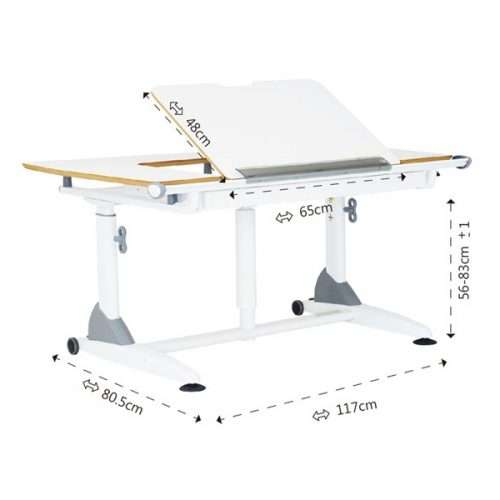 G7+S Kid2Youth Adjustable Study Table Singapore