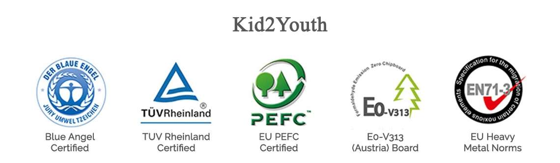 Kid2Youth Certification