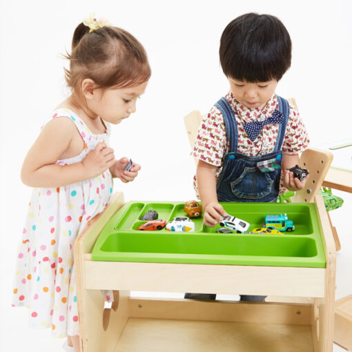 QMOMO Kid2Youth Kids Play Cabinet