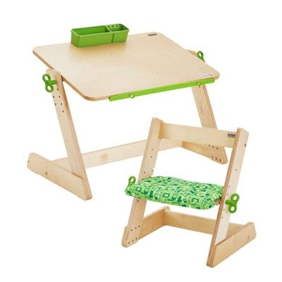 QMOMO Kid2Youth Toddler Table and Chair (Display Set)