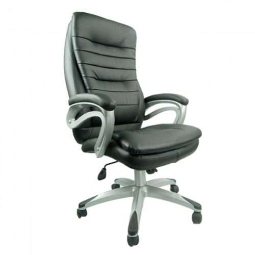 Roswell High Back Leather Chair Singapore
