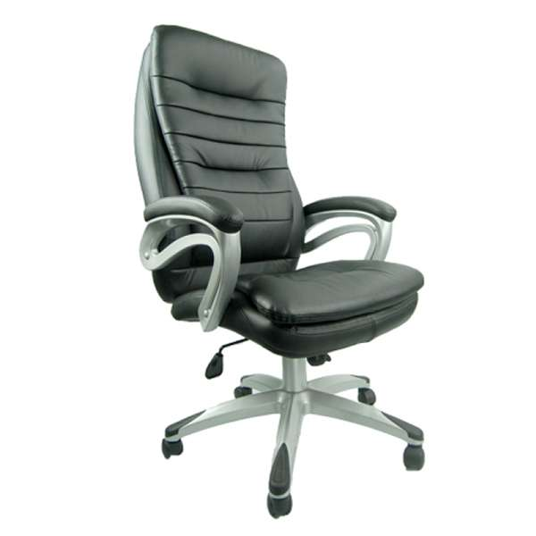 Roswell High Back Leather Office Chair