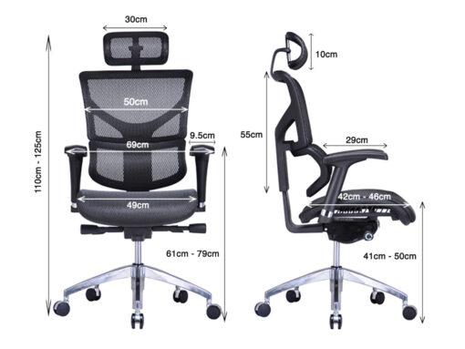 Sail Basic Best Ergonomic Chair Singapore