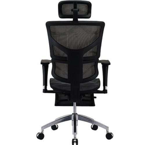 Sail Basic Ergonomic Chair with Legrest