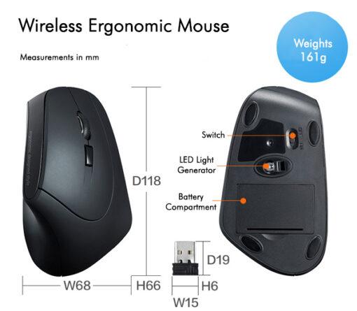 Ergonomic Mouse Singapore