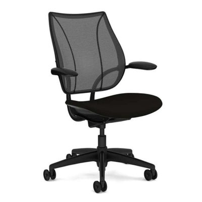 Humanscale Liberty Task Chair – L111BM10CF10 (Standard Black)