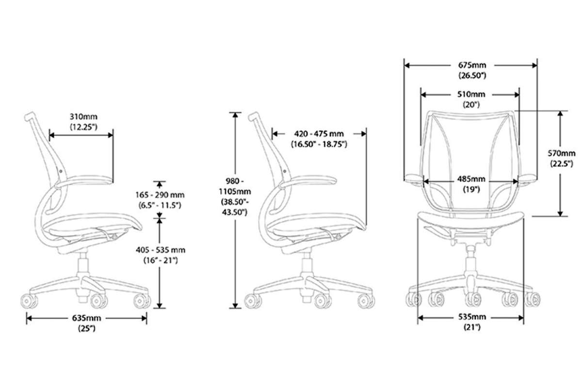 Humanscale liberty chair review