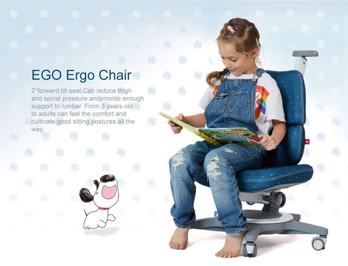 ERGO C Kid2Youth Child Study Chair Singapore