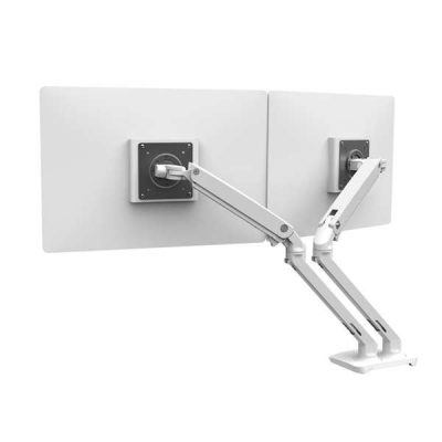 Ergotron MXV Desk Dual Monitor Arm