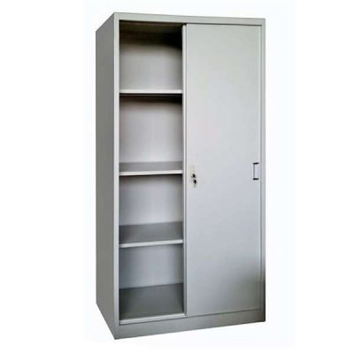 Full Height Metal Cabinet (Sliding Door)