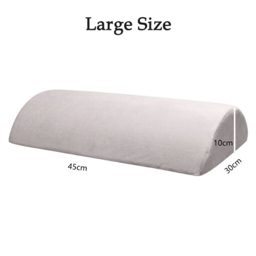 Rounded Footrest Large