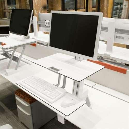WorkFit S Single LD Workstation