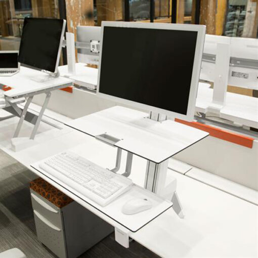 WorkFit S Single LD Workstation