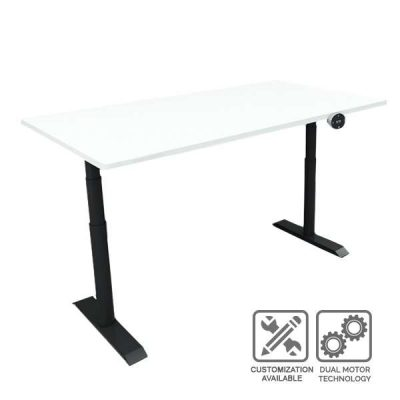 SEIV Electric Standing Desk Frame