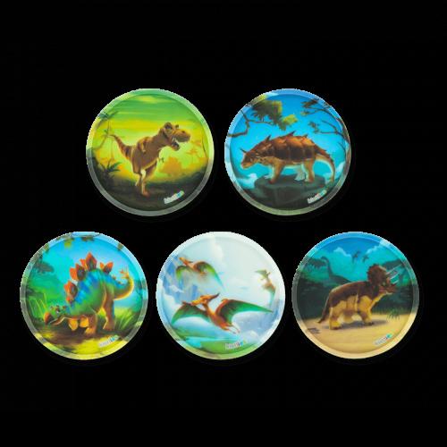 Ergobag Klettie Set Dinosaurs