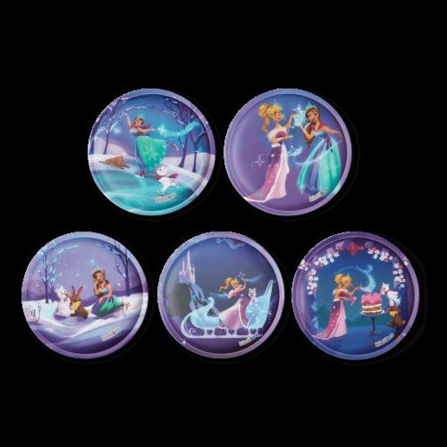 Ergobag Klettie Set Princess On Ice