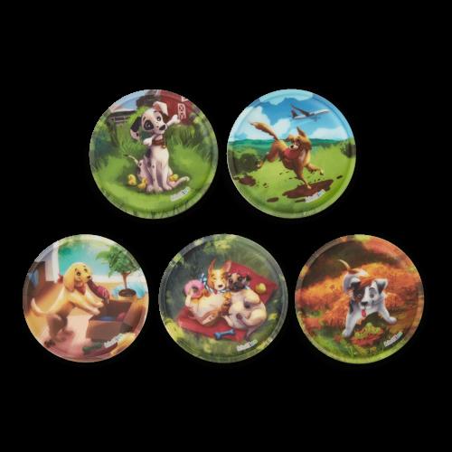 Ergobag Klettie Set Puppies