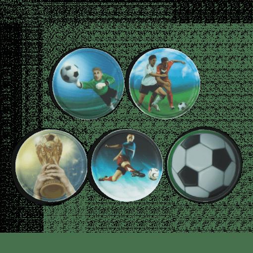 Ergobag Klettie Set Soccer