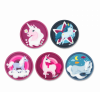 Ergobag Klettie Set Unicorns