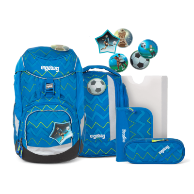 ergobag Pack School Backpack Set LiBäro 2:0