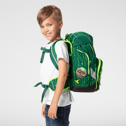 Ergobag Pack School Backpack Set RambazamBear