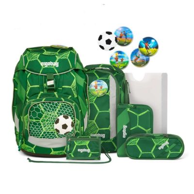 ergobag Pack School Backpack Set StrikeBear
