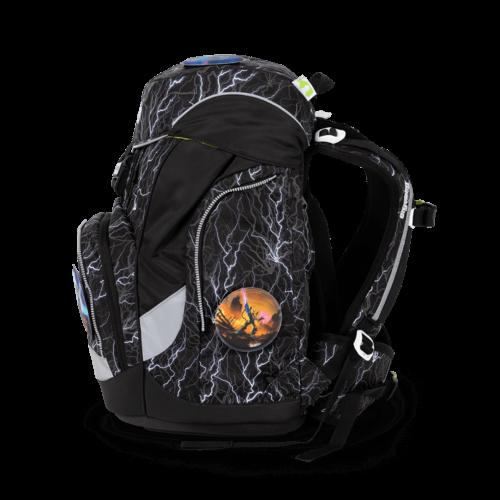 Ergobag Pack School Backpack Set Super ReflectBear