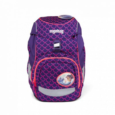 ergobag Prime Backpack Pearl DiveBear