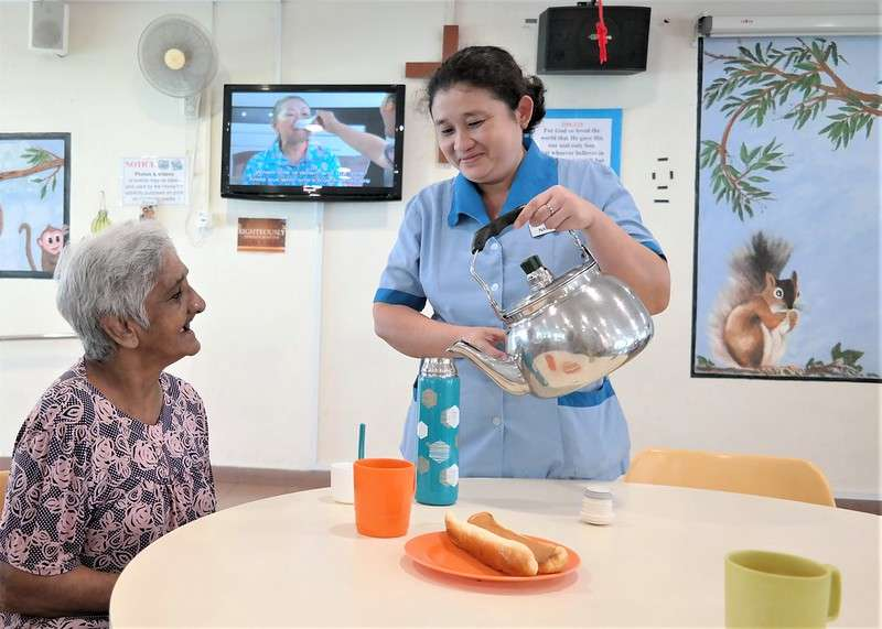St Johns Home for Elderly Persons