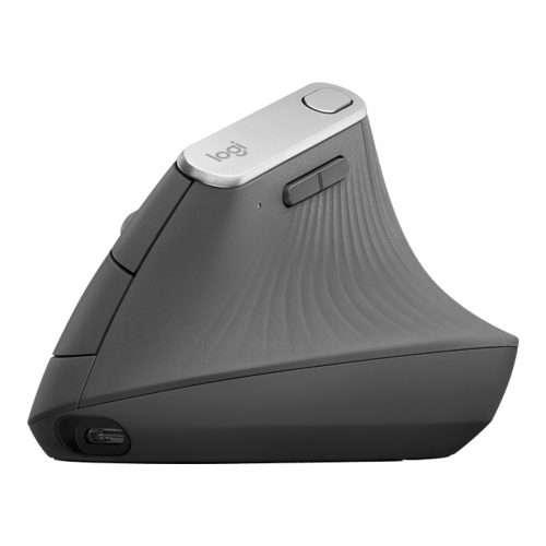 Logitech MX Ergo Vertical Wireless Ergonomic Mouse