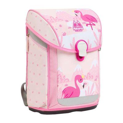 Materns M0125 Flamingo School Bag