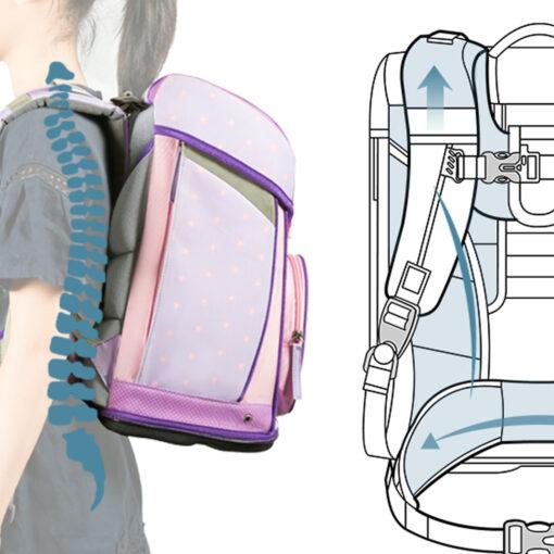 M0202 Car School Bag