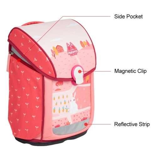 M0212 Rabbit School Bag