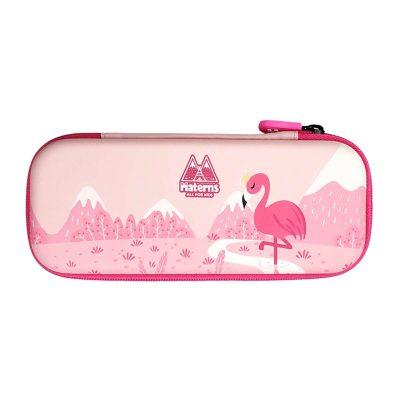 Materns M8125 Flamingo Pencil Case