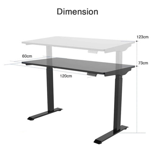 Orion Electric Standing Desk